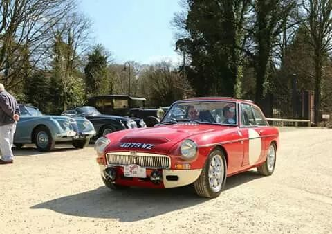 24 Best Mgb Mgb Gt Images On Pinterest Rally Car