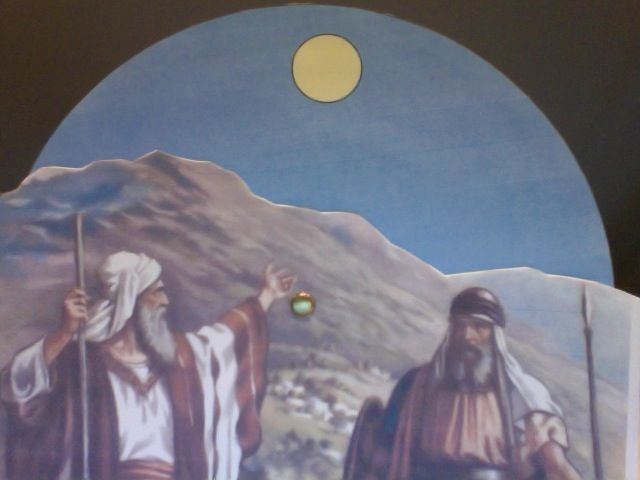 The Day The Sun Stood Still Bible Joshua Rahab Bible
