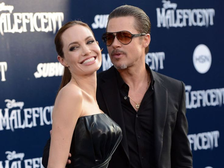 "Not a good news for Angelina jolie and Brad pitt fans because ""Angelina Jolie, is tensed now that Brad Pitt, has reconnected with his ex Jennifer Aniston,"" a source tells. Yes, it's truly soon for him to connect with an ex after their tumultuous break up particularly in light of the fact that the separation is still in progress."