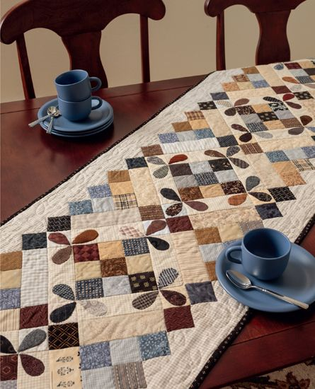 Scared to choose colors? Try neutral quilts (+ fabric giveaway!) - Stitch This! The Martingale Blog