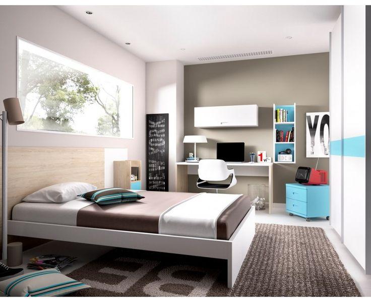 Las 25 mejores ideas sobre dormitorios individuales en for Dormitorios para universitarios