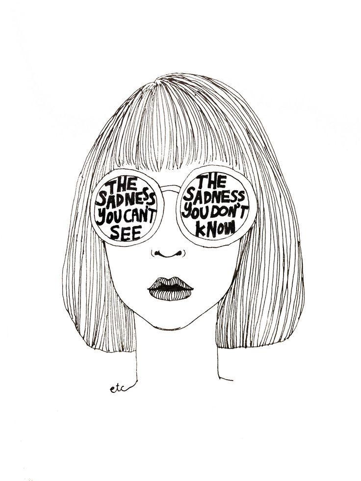 Line Drawing Of Girl Tumblr : Best images about art on pinterest artworks starry