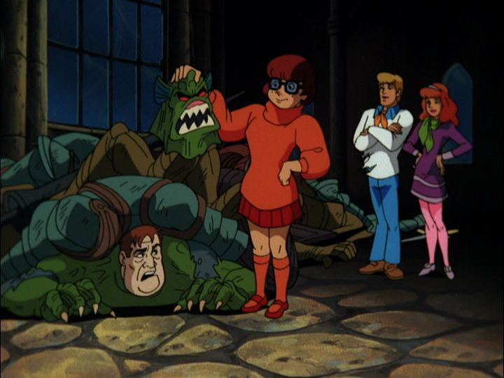 Unmasking Villains Scooby Doo Scooby Doo Fictional