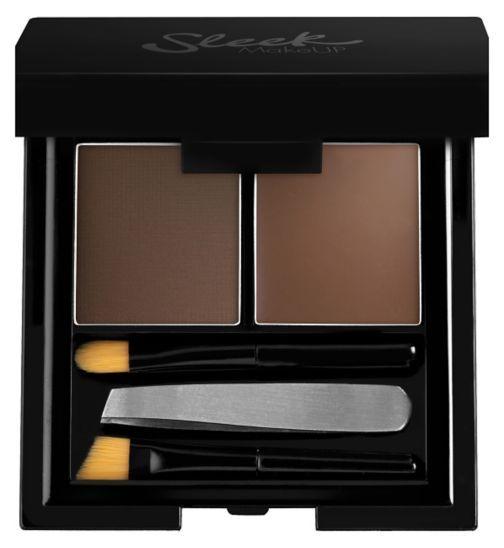Sleek Makeup Brow Kit Medium - Boots