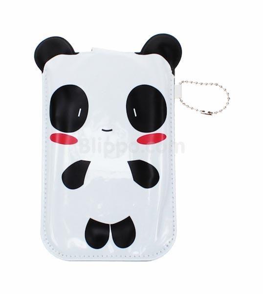 Panda kännykkäpussi (malli 6) -alkoko lapsettamaan..