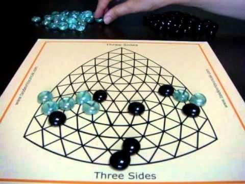Tas Devri Oyuncak Three Sides - YouTube