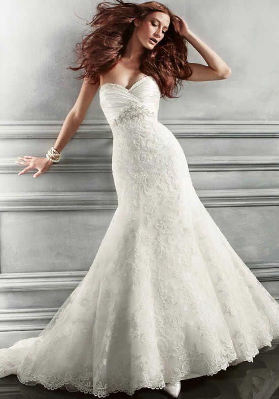 Amaré Couture by Crystal Richard B047 Wedding Dress photo