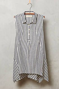 Stripe Plane Tunic