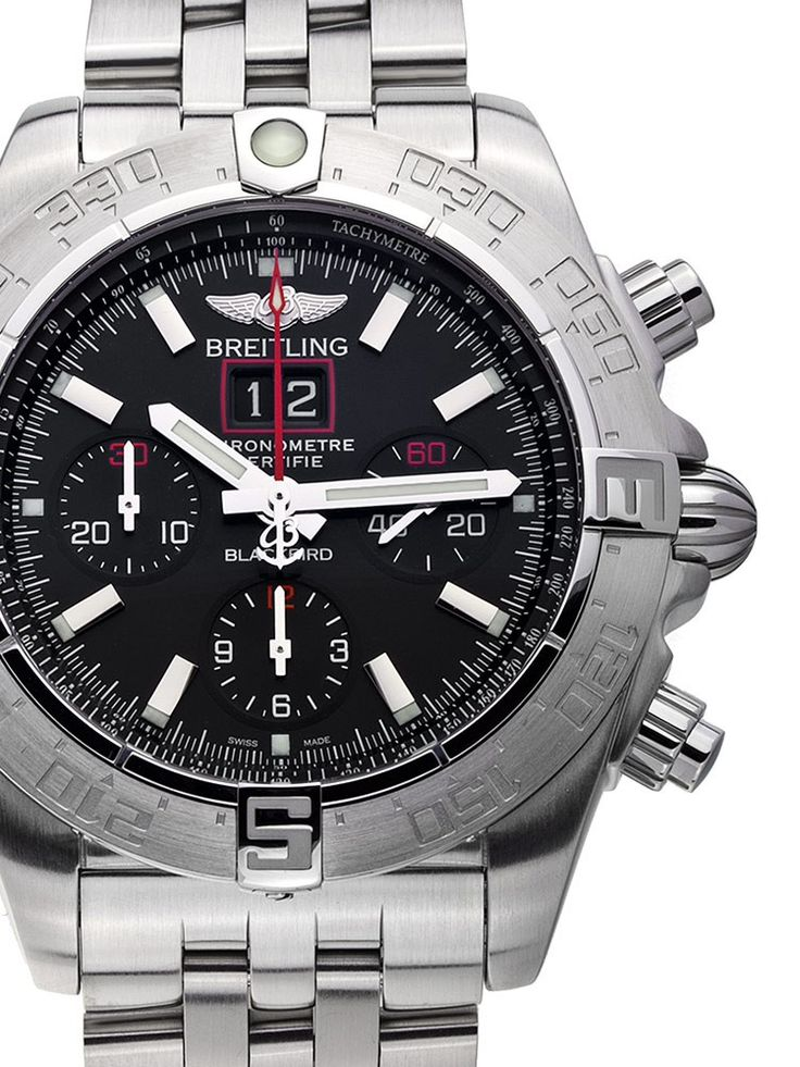 Breitling Blackbird Limit. Chronometer A4436010/BB71/379A