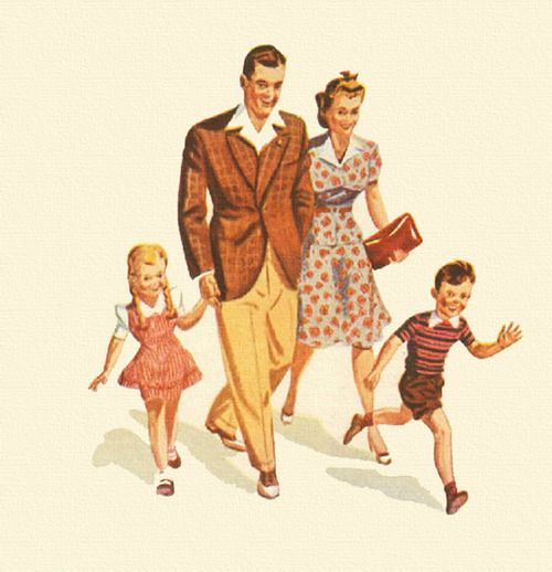The Disintegration Of The Nuclear Family