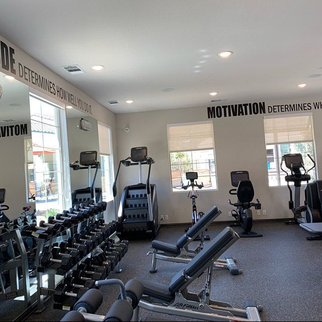 Home Gym Design Ideas Fitness Studio Wall Decal Etsy In 2021 Gym Room At Home Dream Home Gym Home Gym Design