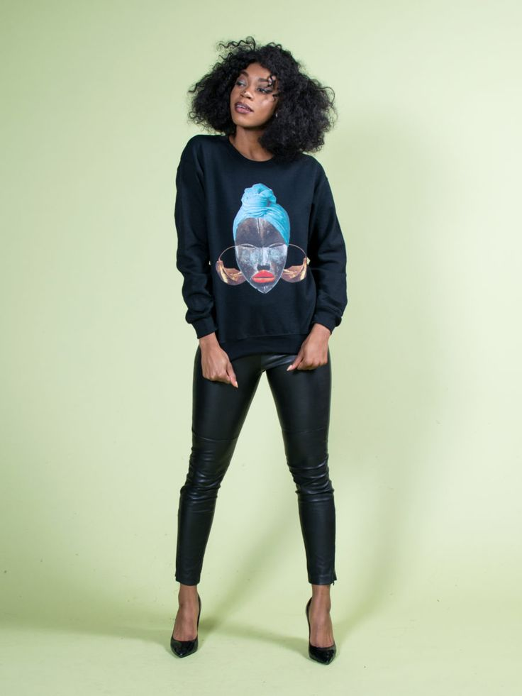 Fulani Sweater – Zuvaa