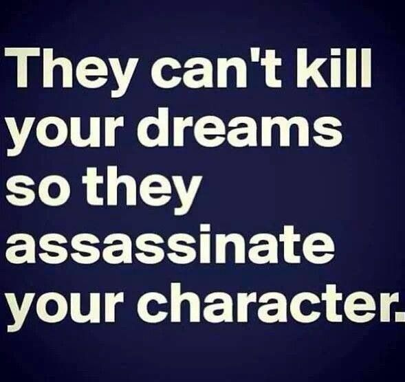And they do it VERY well.  Everything you can't stand in a person... you now are. The sad thing is, people absolutely believe them. Narcissistic Abuse