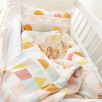 BABY CARRIAGE BEDLINEN SET