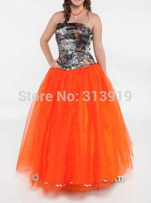>> Click to Buy <<  military mossy oak camo ball gowns prom dresses 2017 camouflage dress  size 0 custom make free shipping #Affiliate