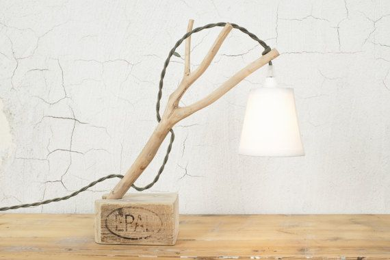 Natural Branched Table by decordemon