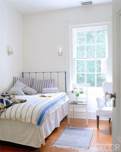 A Hudson Valley Bedroom.