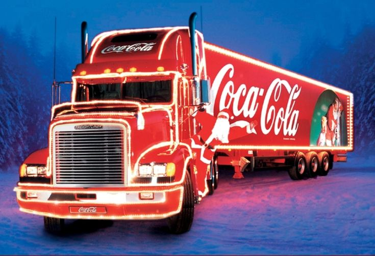 Holidays are coming: Coca Cola trucks to light up Manchester for Christmas | Mancunian Matters