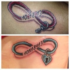 1000 ideas about infinity ring tattoos on pinterest for Interlocking wedding rings tattoo