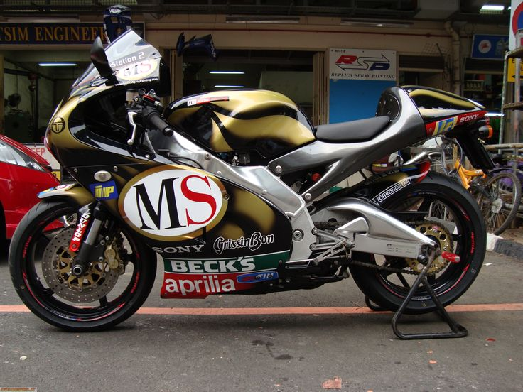 RS 250 replica MS Aprilia