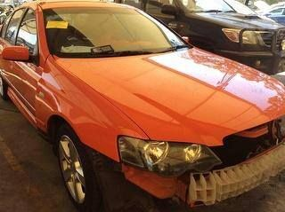 Wrecking 2003 Ford Falcon BA XR6 4sp Auto