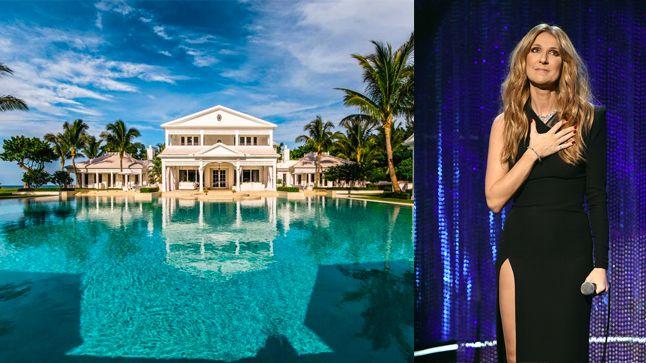 La maison de Céline Dion | luxe, vacances, villas de luxe. Plus de nouveautés sur http://www.bocadolobo.com/en/inspiration-and-ideas/