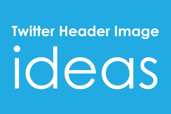 Tips and Ideas for creating a Twitter header image for your personal or business Twitter account #Twitter