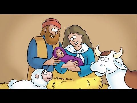 """Baby Jesus is Born"" - The Beginner's Bible Deluxe Edition"