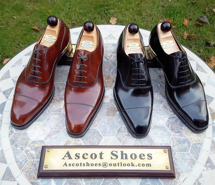 Ascot Shoes — To the shoe enthusiasts - what's the difference...