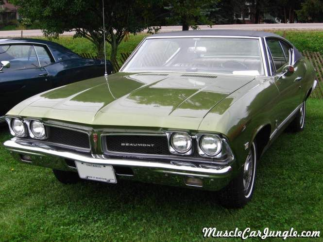 1968 pontiac beaumont canada 39 s version of the chevy chevelle gm of. Cars Review. Best American Auto & Cars Review