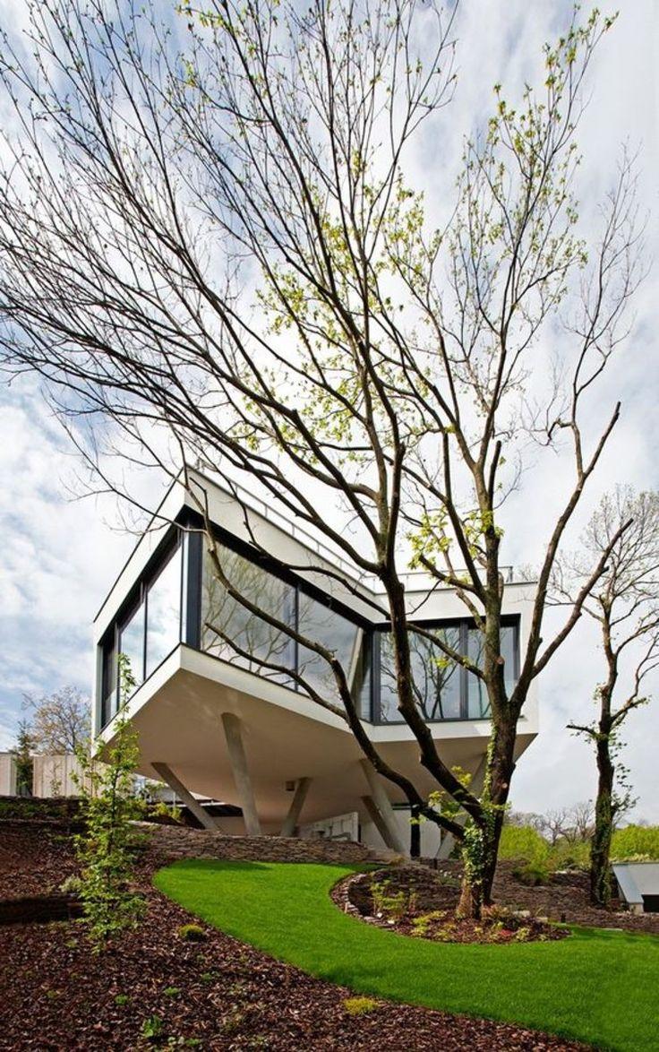 The 33 best Architektur images on Pinterest | House design ...