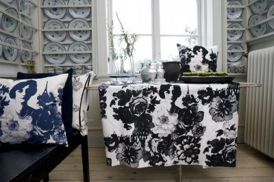 Mairo Mademoiselle collection. Designed by  Lisa Bengtsson.