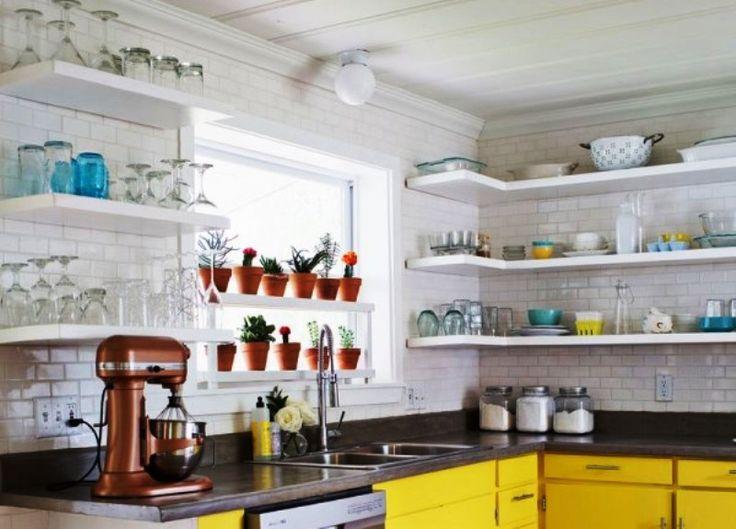 Tips για να οργανώσετε την κουζίνα σας Και να είναι πάντα τακτοποιημένη.