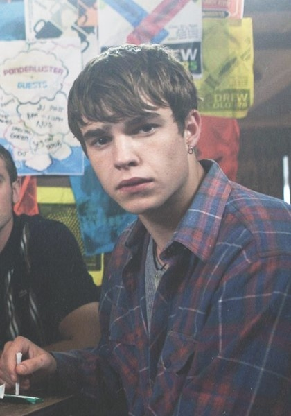 Nico mirallegro, my mad fat diary, finn