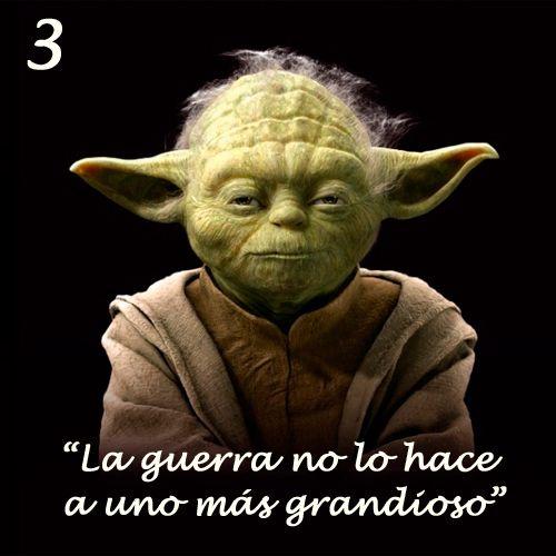 'Star Wars VII': Las mejores 10 frases de Yoda en 'La guerra de las galaxias' - Página 3 - SensaCine.com