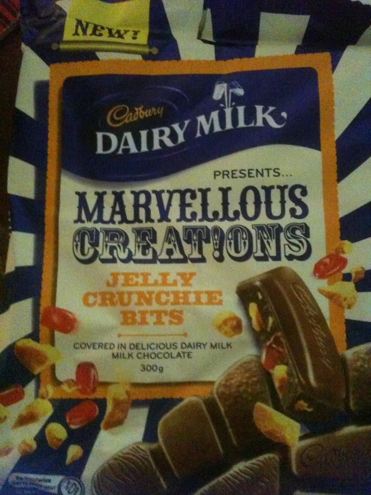 Mmmmm Cadbury chocolate