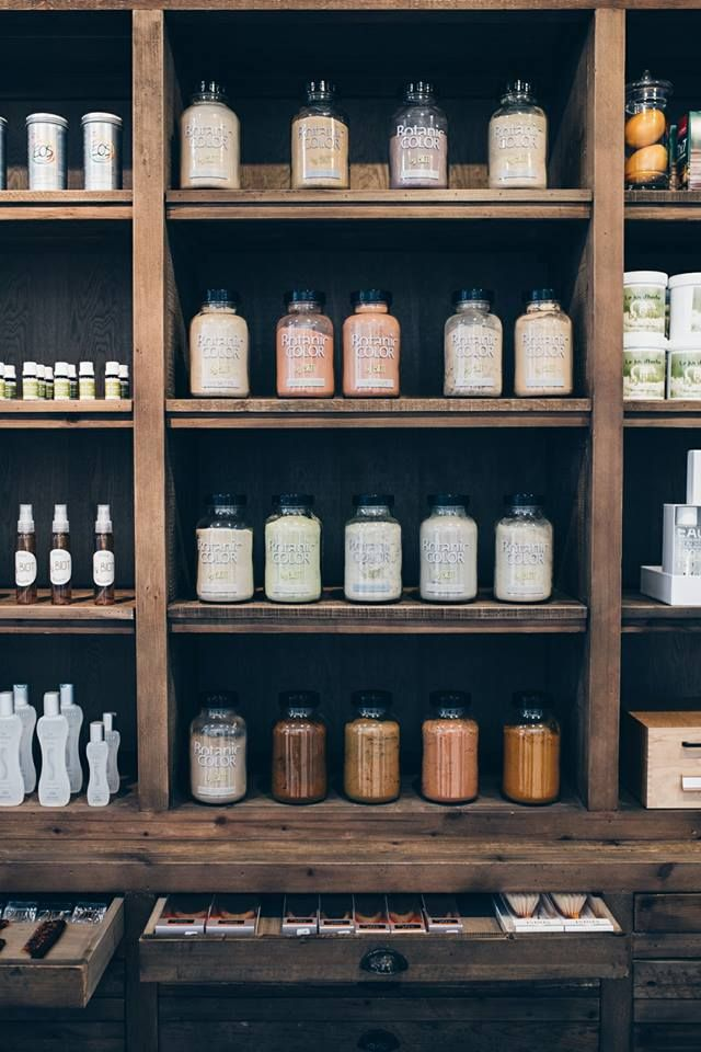 29+ Salon de coiffure vegetal inspiration