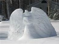 snow angels: Awesome Angel, Angel Wings, Snowangel, Snow Angel, Angel Carvings, Snow Art, Ice Snow Sculpture, Admirer Angel, Snowic Sculpture