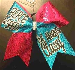 cute cheer bows - 590×547