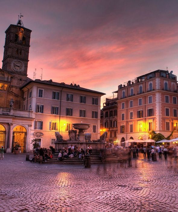 Unexpected Places to Visit In Rome - for when we inevitably return, @patrickjmcgowan!