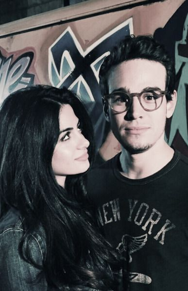 Sizzy // Simon and Isabelle // The Mortal Instruments // Shadowhunters // ABC Family // Shadowhunters TV Series