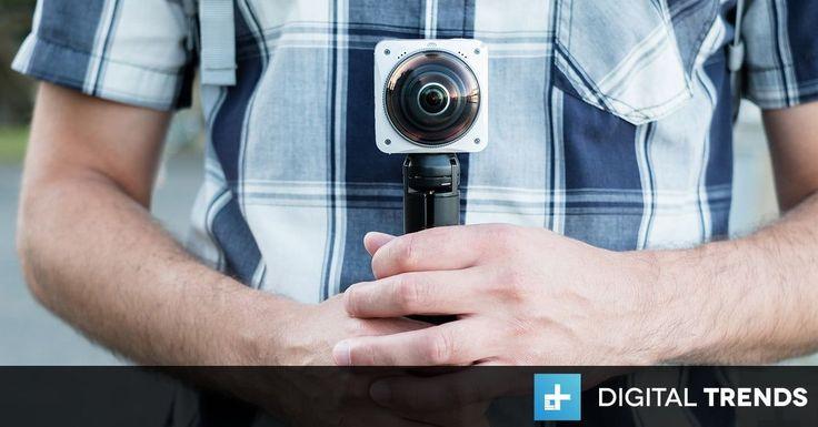 Kodak's badge isn't enough to save the Orbit360 from its own video quality https://www.digitaltrends.com/digital-camera-reviews/kodak-pixpro-orbit-360-review/?utm_campaign=crowdfire&utm_content=crowdfire&utm_medium=social&utm_source=pinterest #DigitalCameras
