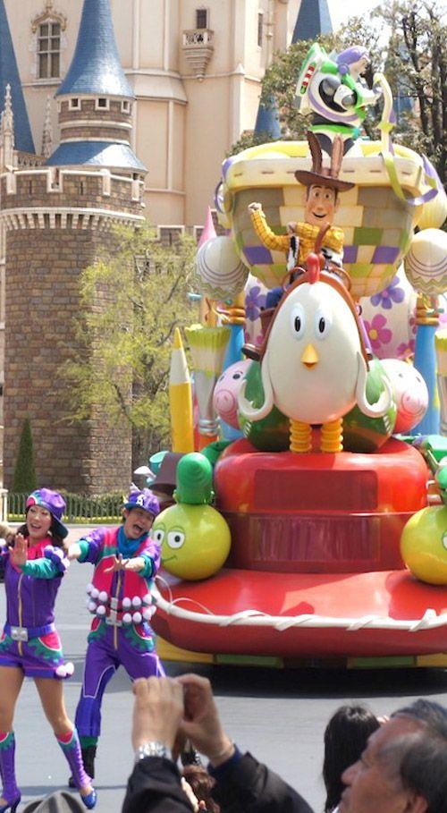 Tokyo Disneyland is 20!