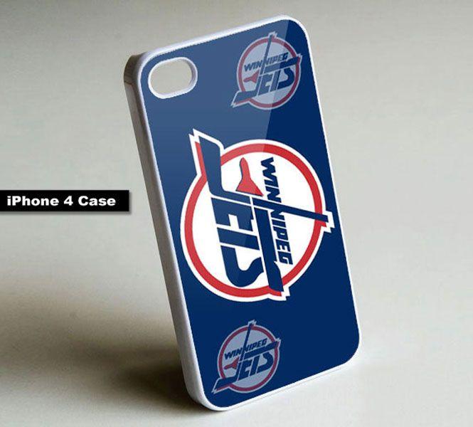 Winnipeg Jets - iPhone 4 Case, iPhone 4s
