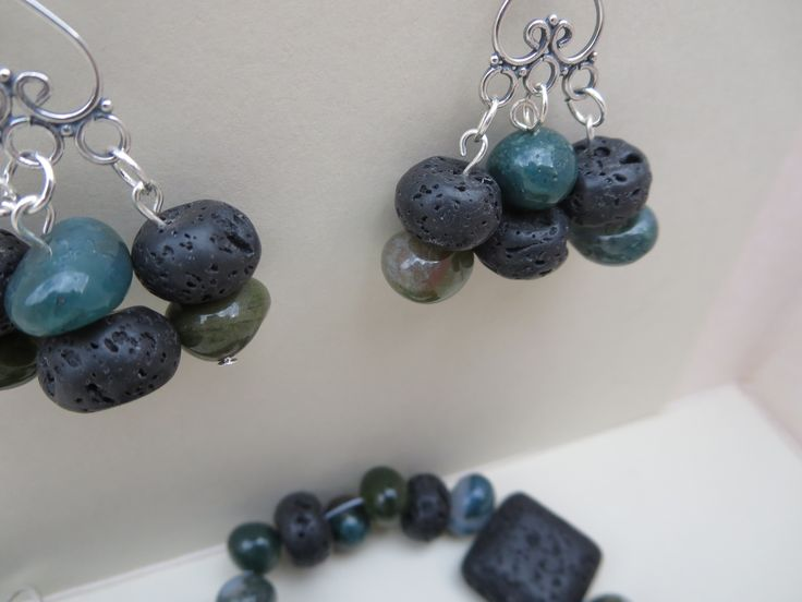 ....to get you in the mood, please view my utube slideshow #'GREEN GEMSTONES COLLECTION'#www.kbrownjewellery.etsy.com