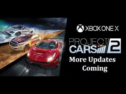 Project CARS 2 Will Get New Xbox One X Patch Improving Performance & Gra... #xboxone #games #fashion