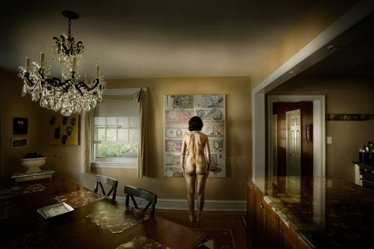 Dave Moser : La femme au foyer américaine - L'Œil de la photographie
