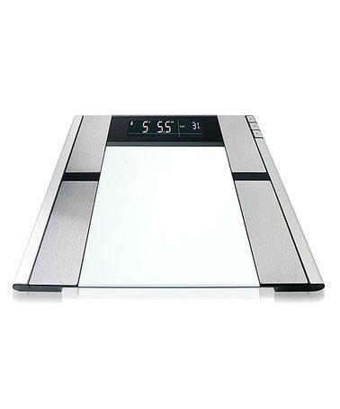 vitagoods digital body analyzer scale manual