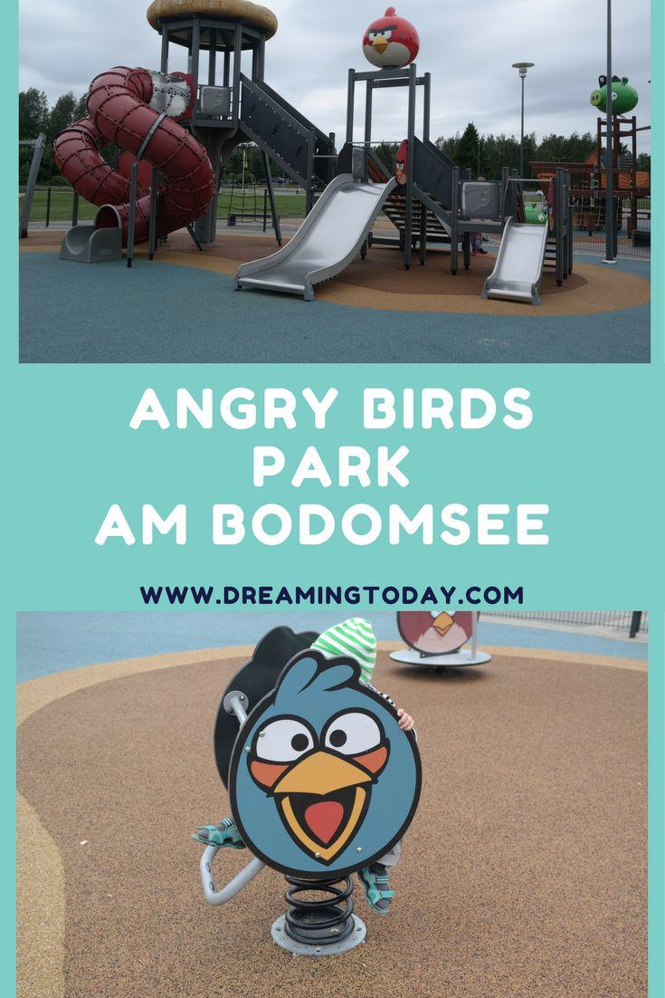 Der Bodomjärvi (Bodomsee) in Espoo Finnland ist einen Besuch wert. Dort gibt es einen Angry Birds Spielplatz und einige Schauermärchen zu erzählen...