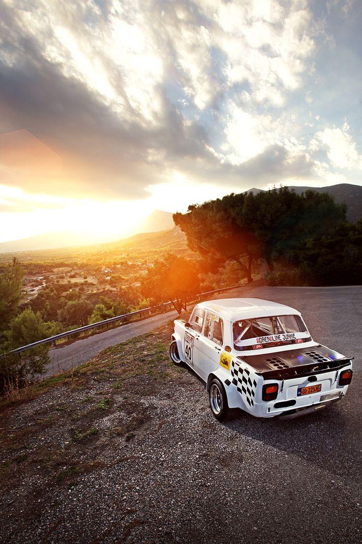 500px / Simca 1000 Rallye 2 by Konstantinos Sidiras